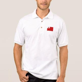 Tonga-Flagge Polo Shirt