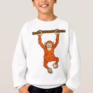 Tongo Schimpanse Sweatshirt