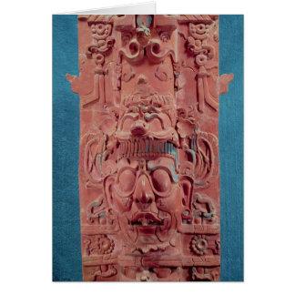 Toniatuh, der Sonnengott Karte