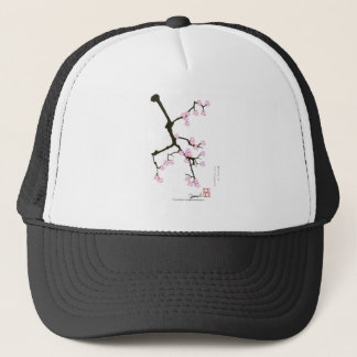 Tony Fernandes Kirschblüte glückliche 7 Truckerkappe