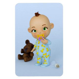 Toon-Baby erstklassiger Flexi Magnet