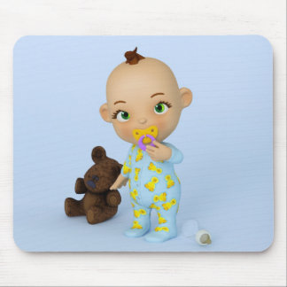 Toon-Baby Mousepad