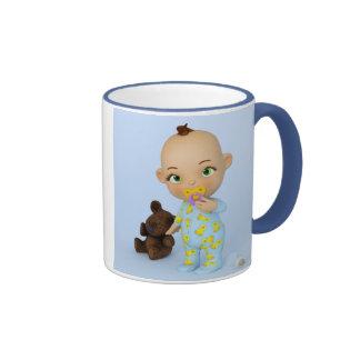 Toon-Baby-Tasse Ringer Tasse