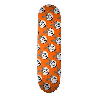 ToonyThings™ klassisches Häschen-orange Personalisierte Skatedecks