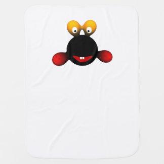 Toothies-Decke für Baby Baby-Decken