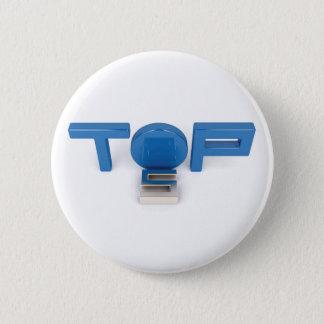 Top 5 runder button 5,1 cm
