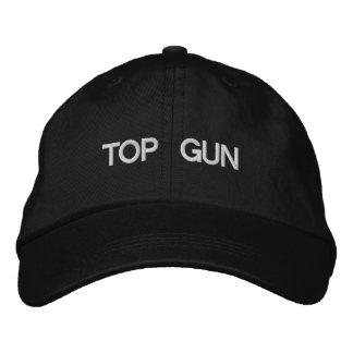 TOP GUN BESTICKTE CAPS