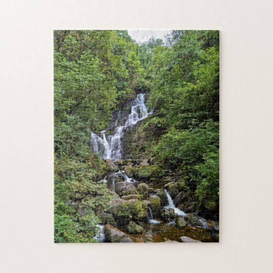 Torc-Wasserfall in Kerry, Irland (Ring of Kerry) Puzzle