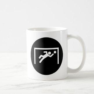 Torhüter Kaffeetasse