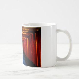 Torii Tor-Weg-Tasse Kaffeetasse