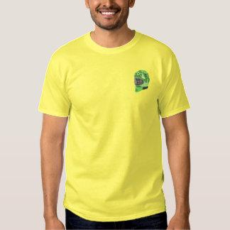 Tormann-Sturzhelm Besticktes T-Shirt