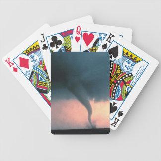 Tornado Bicycle Spielkarten