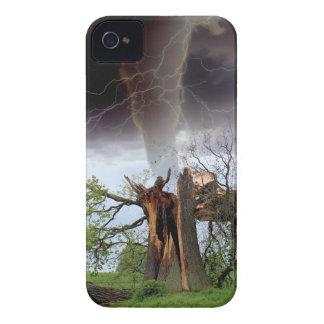 Tornado iPhone 4 Case-Mate Hülle