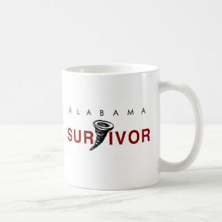 Tornado-Überlebender Kaffeetasse
