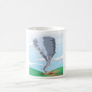 TornadoTwister Kaffeetasse