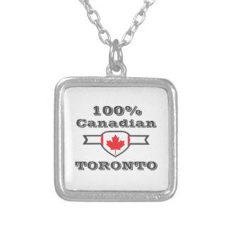 Toronto 100% versilberte kette