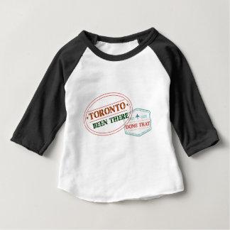 Toronto dort getan dem baby t-shirt