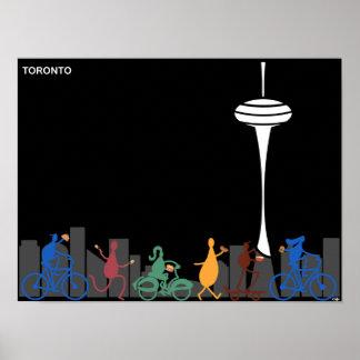 Toronto-Feinschmecker Poster