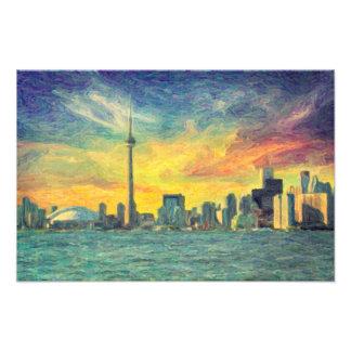 Toronto Fotodruck