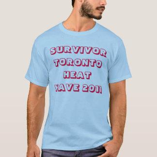 Toronto-Hitzewelle-T-Stück T-Shirt