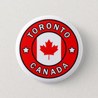 Toronto Kanada Runder Button 5,7 Cm