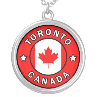 Toronto Kanada Versilberte Kette