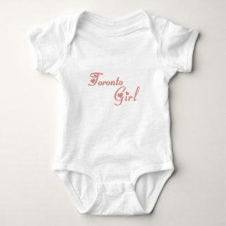 Toronto-Mädchen Baby Strampler
