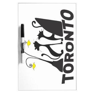 Toronto Memoboard