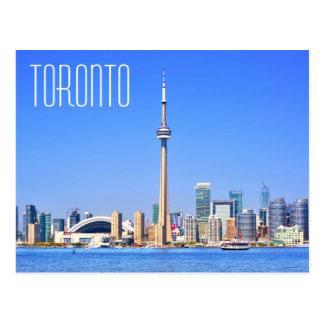 Toronto, Ontario, Kanada Postkarte