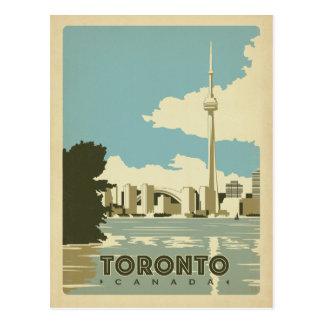 Toronto, Ontario Postkarte