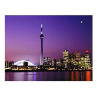 Toronto Postkarte