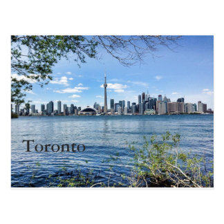 Toronto-Postkarte Postkarte