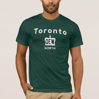 Toronto QEW T-Shirt