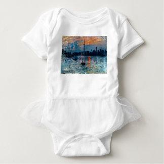 Toronto Skyline40 Baby Strampler