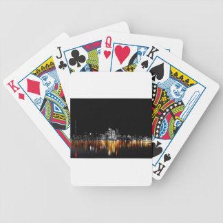 Toronto-Skyline Bicycle Spielkarten