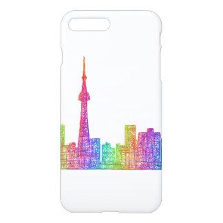 Toronto-Skyline iPhone 8 Plus/7 Plus Hülle