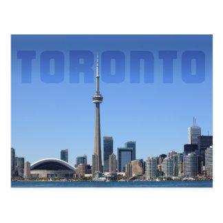 Toronto-Skyline Postkarten