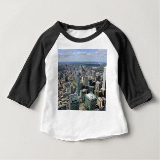 Toronto-Stadt-Skyline Baby T-shirt