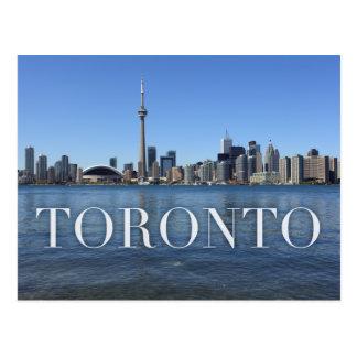 Toronto-Stadtbild Postkarten