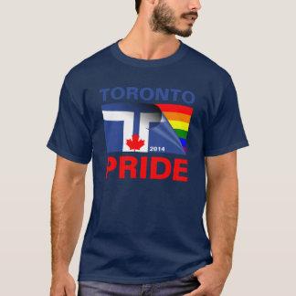 Toronto-Stolz-Regenbogen-Flagge 2014 T-Shirt