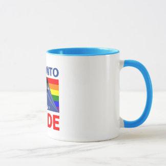 Toronto-Stolz-Regenbogen-Flagge 2014 Tasse