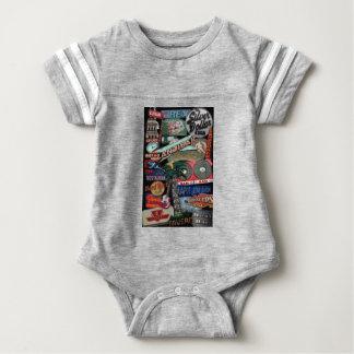 Toronto-Zeichen Baby Strampler