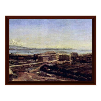 Torre del Greco nahe Pompeji und Neapel Postkarte