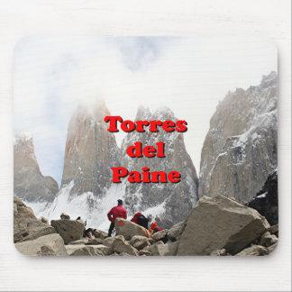 Torres Del Paine: Chile Mousepad