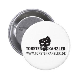 torsten kanzler runder button 5,7 cm