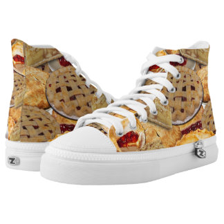Torte Hoch-geschnittene Sneaker