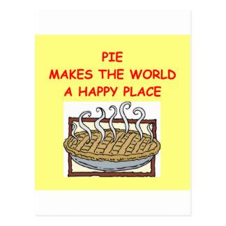 Torten Postkarte