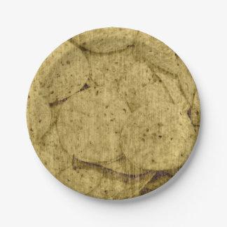 Tortilla-Fiesta-Papier-Teller Pappteller