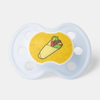 Tortilla-Sandwich-Verpackung Schnuller