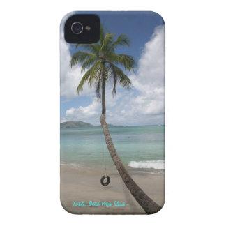 Tortola britischer Telefonkasten der iPhone 4 Hüllen
